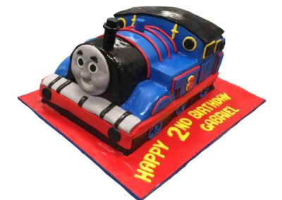 3D boys Thomas the Train