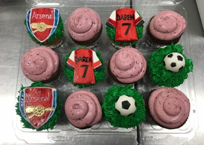 Arsenal Toppers