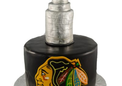 Blackhawks and the Cup