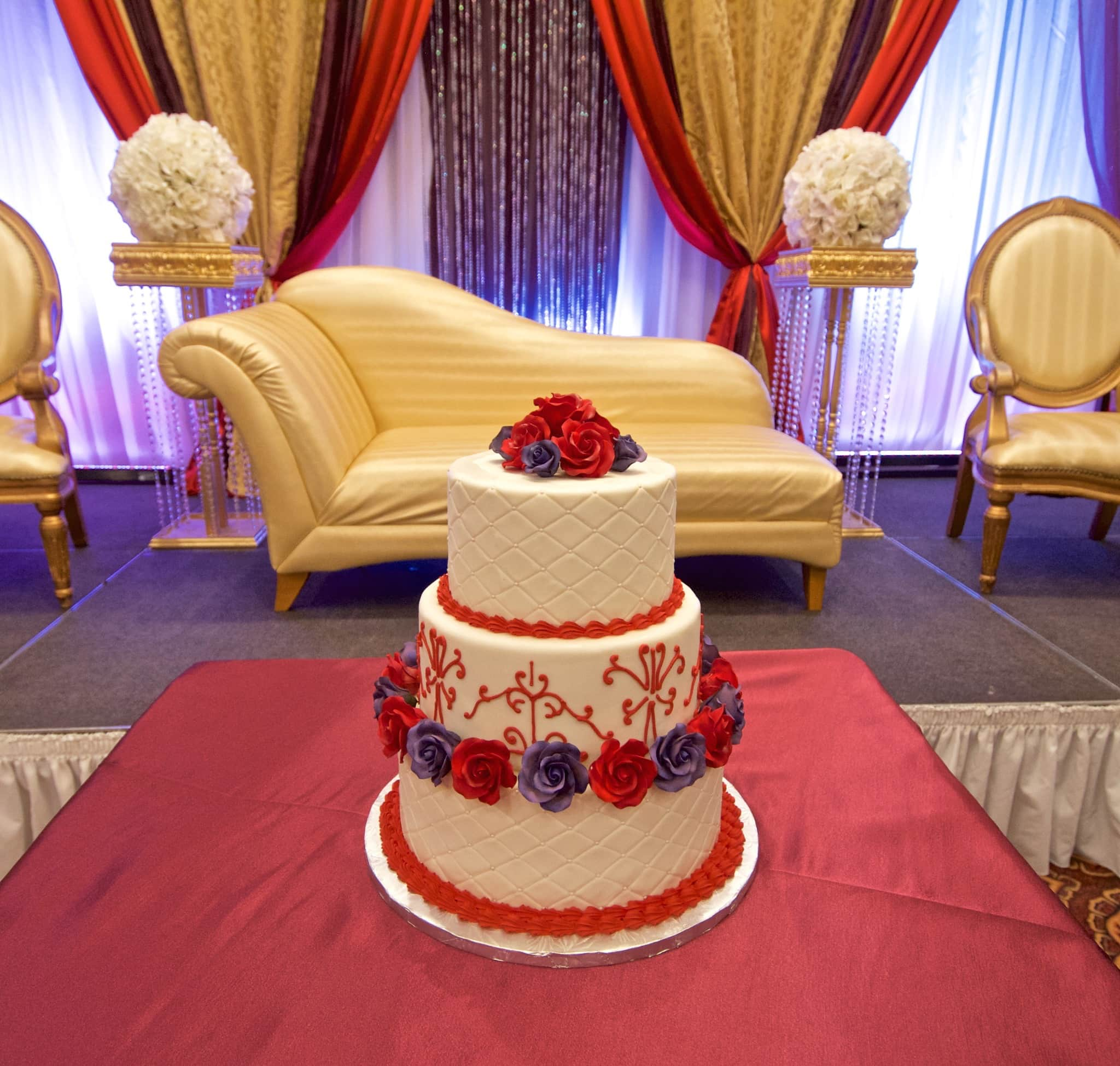Wedding Cakes on Pink Orchid Studio Part Two