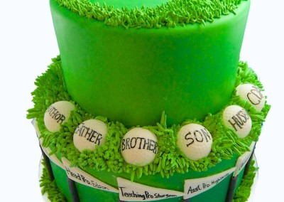 The Everything Golfer Mens Cakes