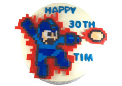 Mega Man Birthday