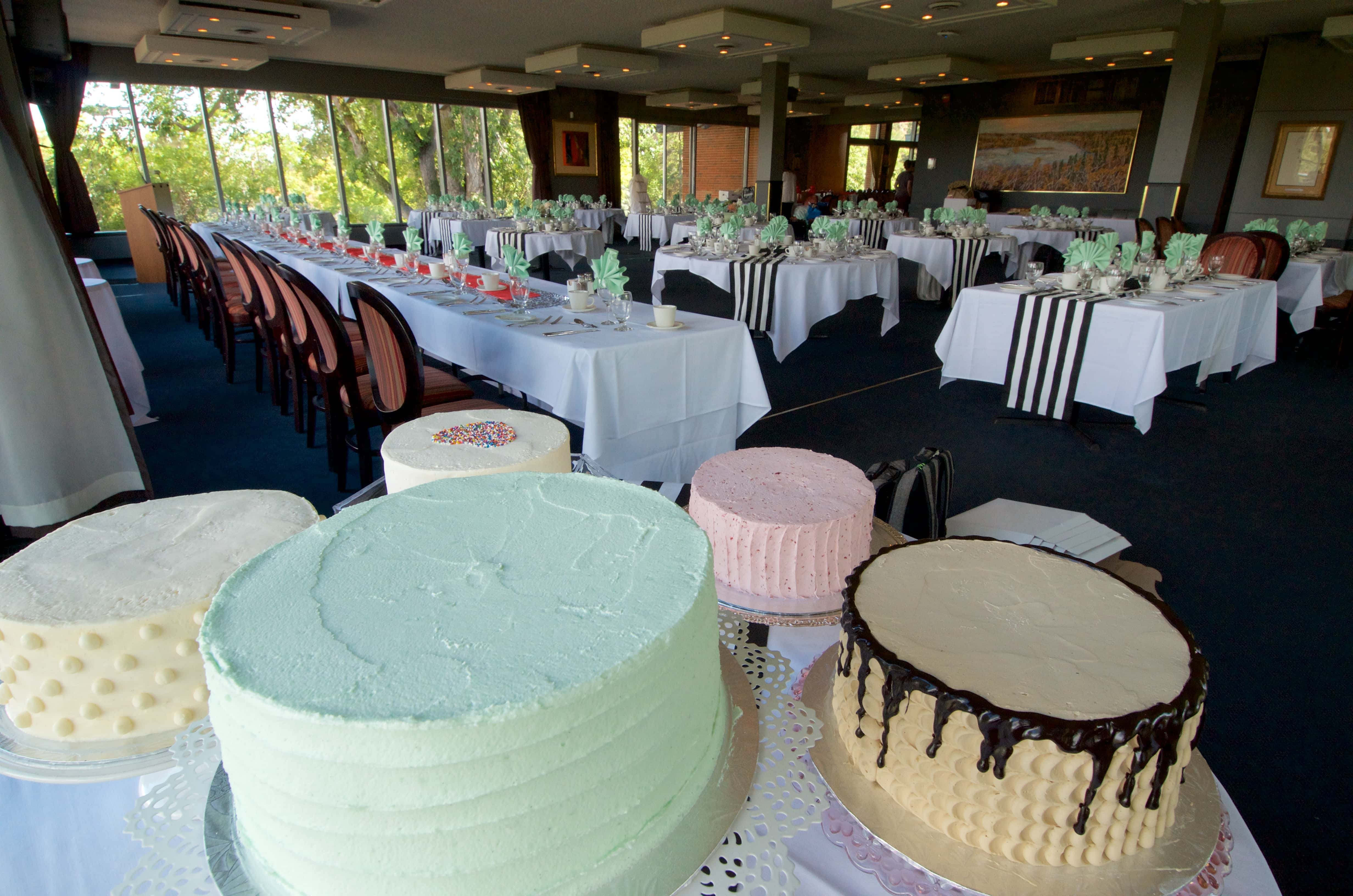 Have questions about cake?