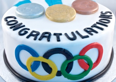 Olympic Congratulations