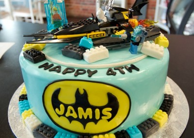 Batman Theme with Toys