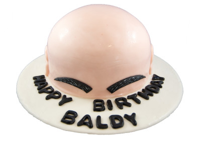 Bald Head Birthday