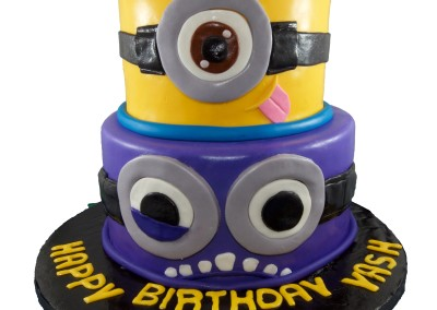 Minion on Minion 2 Tier