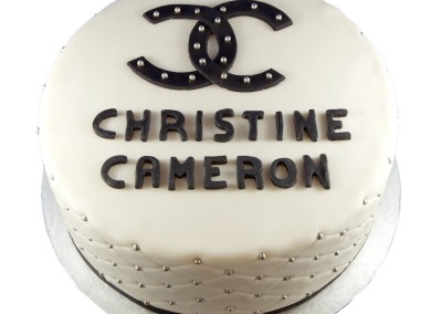 Chanel Logo Quilted Designer cakes