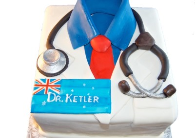 Welcome New Doctor Mens Cakes